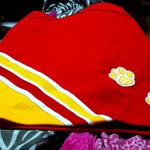 Gently Used Cheerleading Skirt